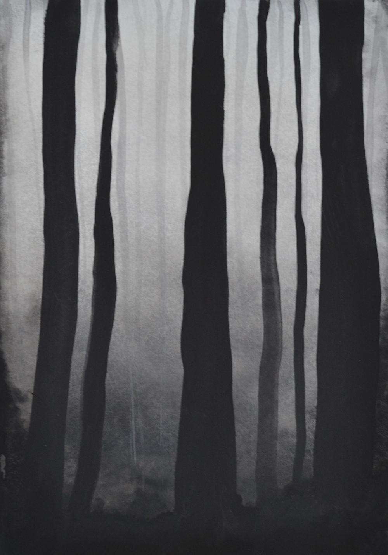 Myreille Eva Kucsera: Mist I. (2020)
